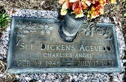 Sue Tory <i>Dickens</i> Acevedo