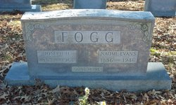 Naomi <i>Evans</i> Fogg
