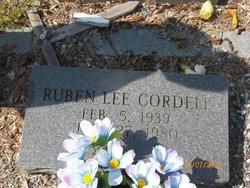 Ruben Lee Cordell