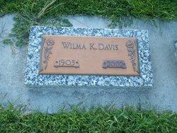 Wilma K. <i>Kuehner</i> Davis