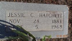 Jessie Clarence Hatchett
