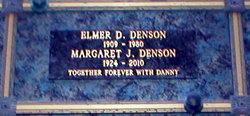 Elmer Daniel Denson