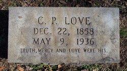 Charles Pender Love