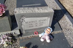 Beatrice <i>Adams</i> Moore