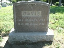 George Paris Davis