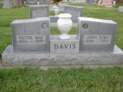 Nettie Mae <i>Phelps</i> Davis