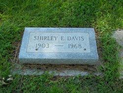 Shirley E. Davis
