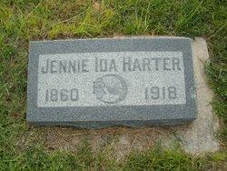 Jennie Ida <i>Davis</i> Harter
