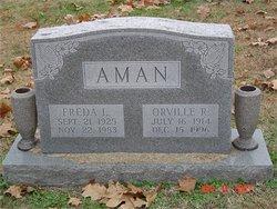 Orville Ray Aman