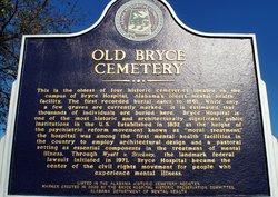 Bryce Hospital Cemetery