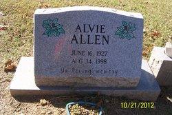 Alvie Allen