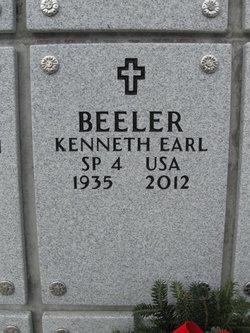 Kenneth Earl Beeler
