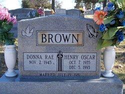 Henry Oscar Brown