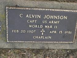 C Alvin Johnson