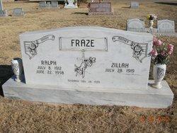 Ralph Benjamin Fraze