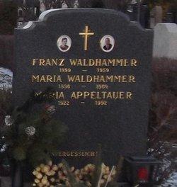 Maria Waldhammer