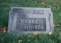 Anna Louise Brostrom