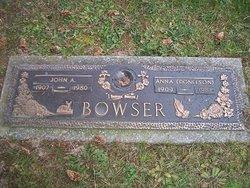 Anna <i>Donelson</i> Bowser
