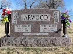 Paul Howard Arwood