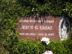 Jesus G Casas