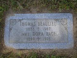 Thomas Joseph Beaulieu