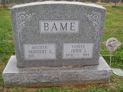 John J Bame