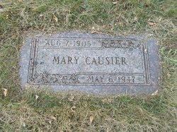 Mary Causier
