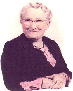Minnie Magnolia Maggie <i>South</i> Sewell