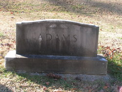 Mollie <i>Jackson</i> Adams