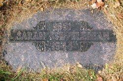 Sarah <i>Patton</i> Stufflebean