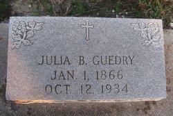 Julia B. Guedry