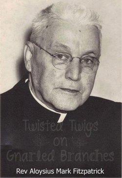 Rev Aloysius Mark Al Fitzpatrick
