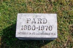 Albert Wright Pard Alvis