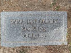 Emma Jane <i>McKinney</i> Colbert
