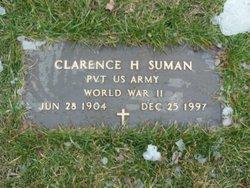 Clarence Pete Suman