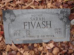 Sarah Fivash