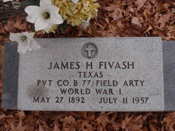 James H Fivash