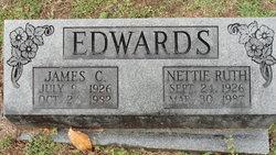 Nettie Ruth Edwards