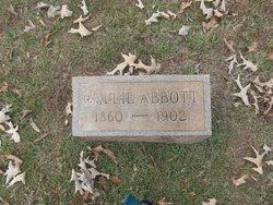 Callie <i>Davis</i> Abbott