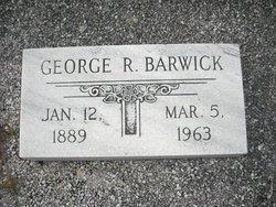 George Ravenelle Barwick