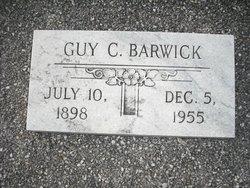Guy Clayton Barwick
