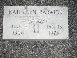Kathleen Barwick