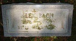 Alex Bach