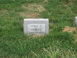 Nora <i>Beeler</i> Barnes