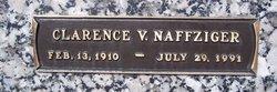 Clarence Valentine Naffziger