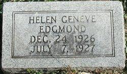 Helen Genevieve Edgmond