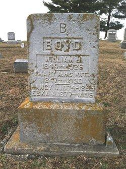 William J Boyd