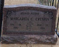 Margarita C Crespin