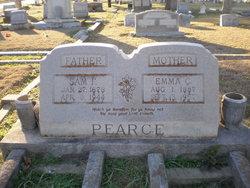 Emma C <i>Lell</i> Pearce
