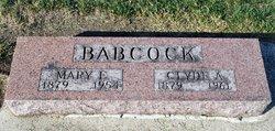 Mary Ellen <i>Ransom</i> Babcock